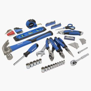 Metric Mechanic's Tool Set Soft
