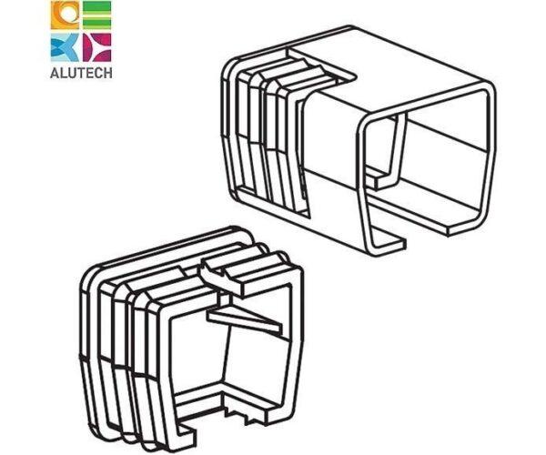 Alutech SGN.01.600 заглушка